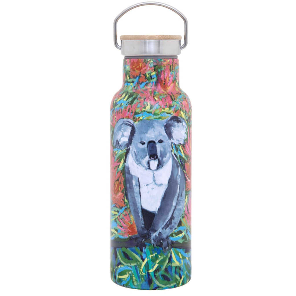 INSULATED SS BOTTLE 500ML -  KOALA