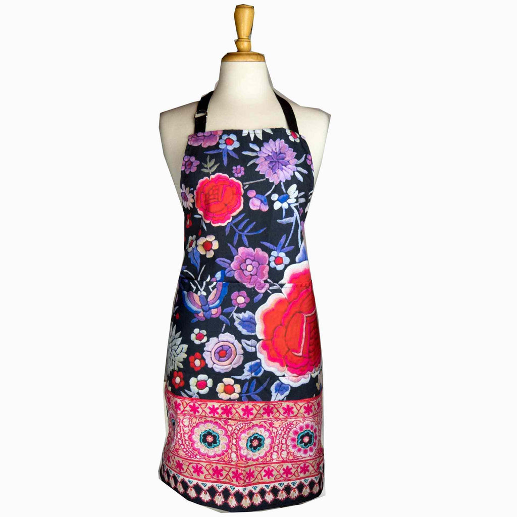 Canvas Apron – Flamenco
