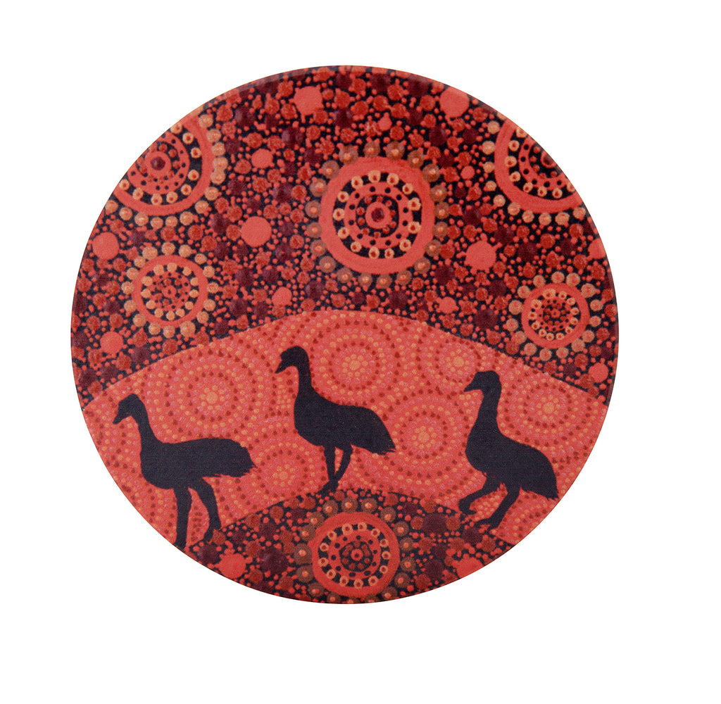 COASTER - EMUS OF FINNISS SPRINGS