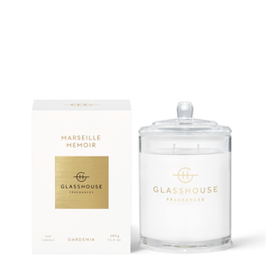 Glasshouse Marseille Memoir Candle 380g