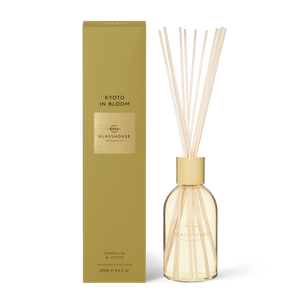 GLASSHOUSE Kyoto in Bloom Diffuser 250ml