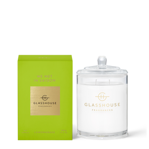 GLASSHOUSE SAIGON Candle 380g