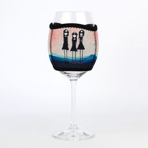 Wine Glass Cooler Attitude