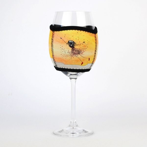 Wine Glass Cooler Effervescent