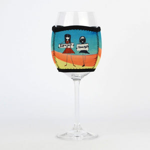 Wine Glass Cooler I Know