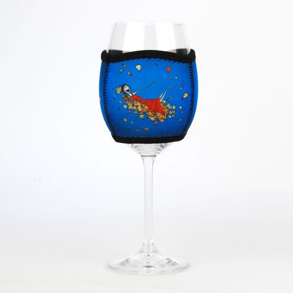 Wine Glass Cooler Magnificent