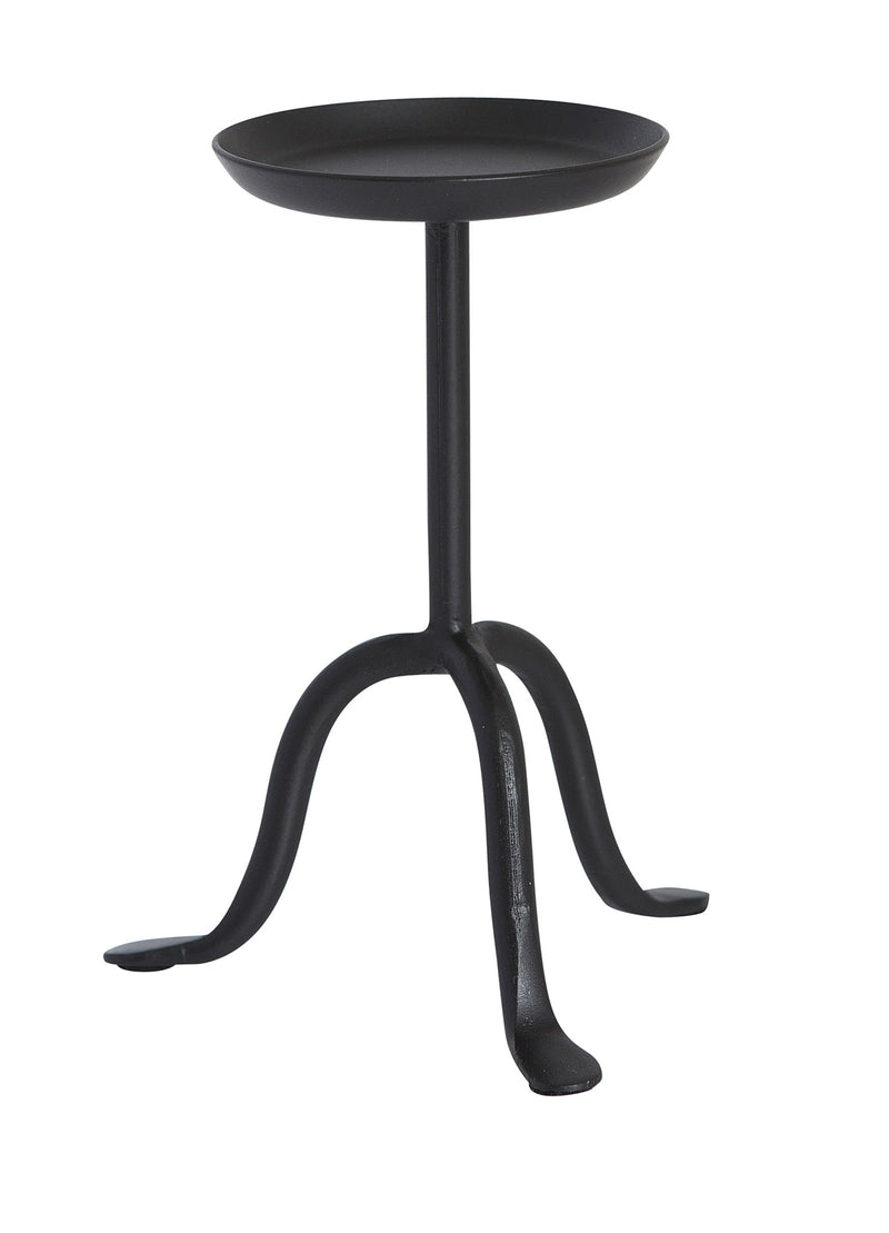 IRON STAND TALL SMALL - BLACK