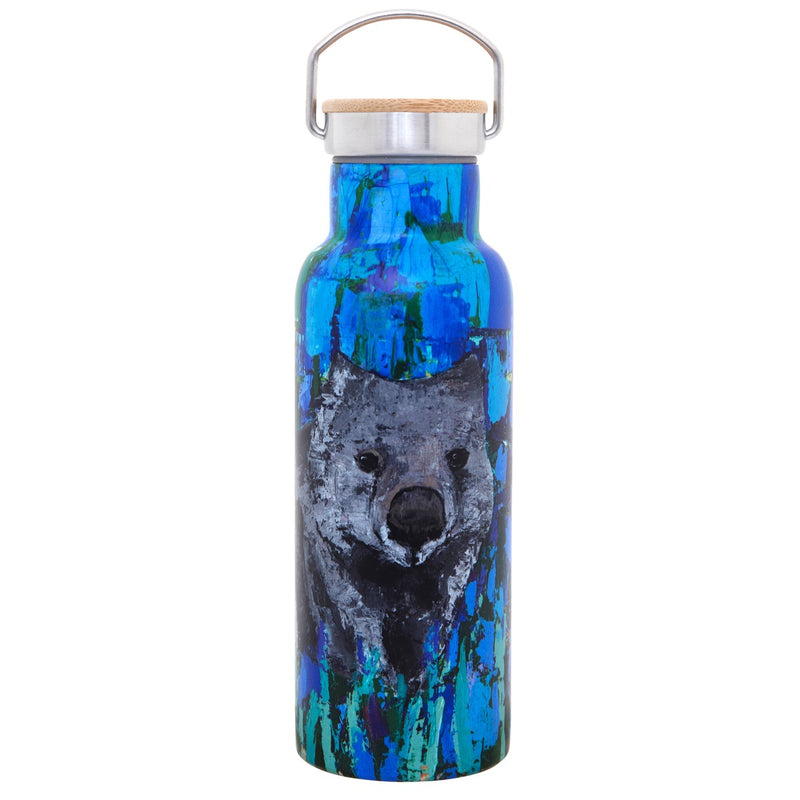 INSULATED SS BOTTLE 500ML -  WOMBAT