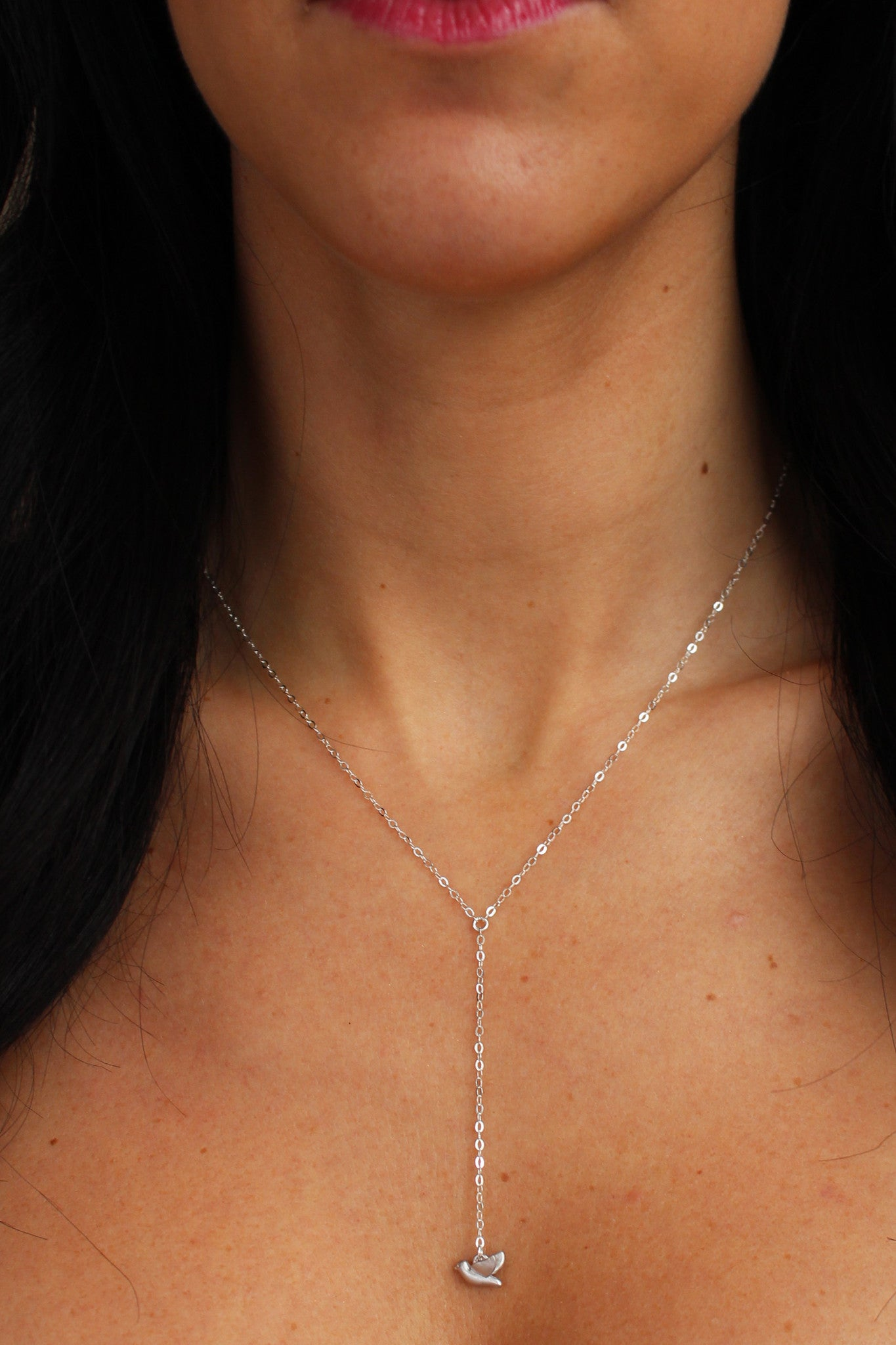 En Flight Necklace - Christine Elizabeth Jewelry™ - Glamour and Glow