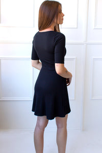 Chelsea Everyday Dress - black