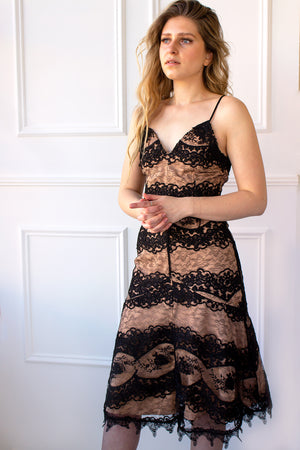 Fiona Lace Dress