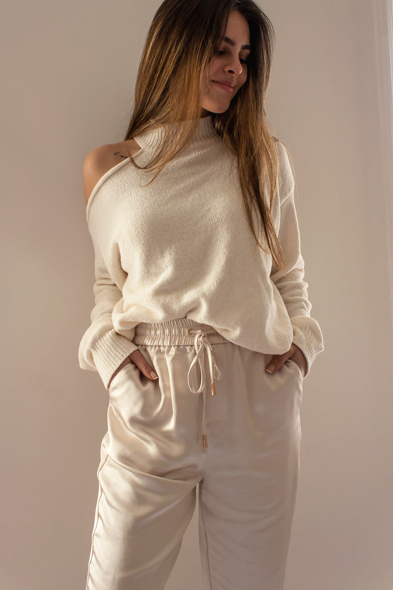 Chantel Chenille Sweater