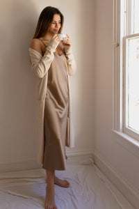 Emie Essential Long Cardigan