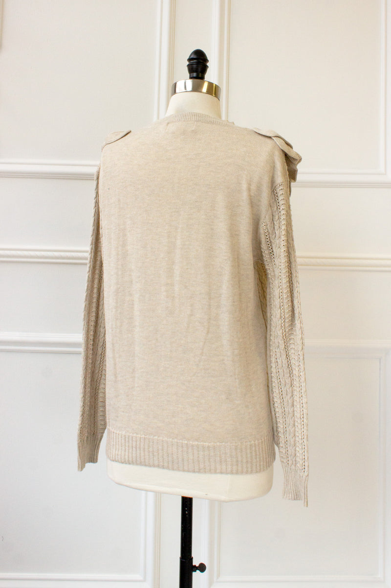 Felicity Sweater - oat