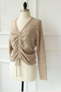 Elinna Scrunch Sweater