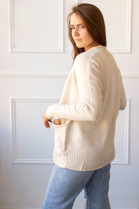Nook Open Front Sweater