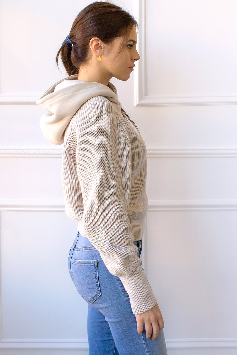 Christie Hooded Sweater