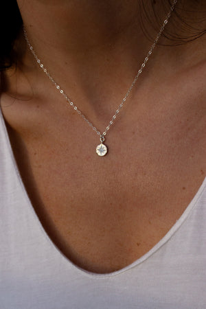 True North Necklace - Christine Elizabeth Jewelry