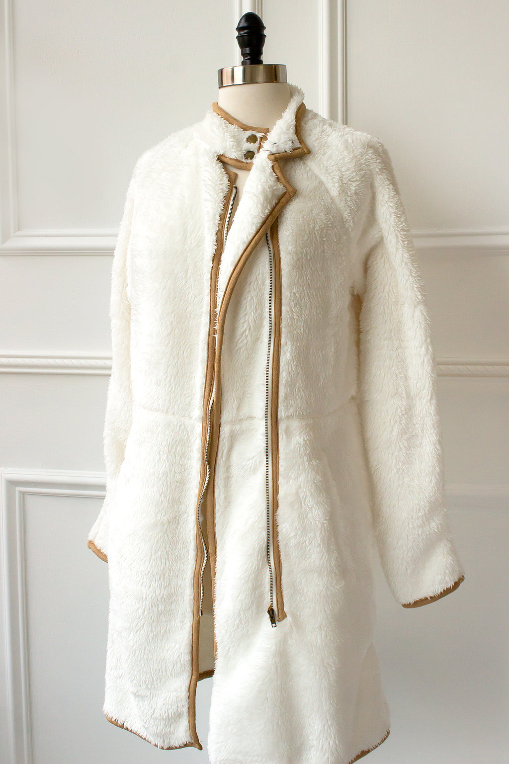 Pippa Faux Fur Jacket