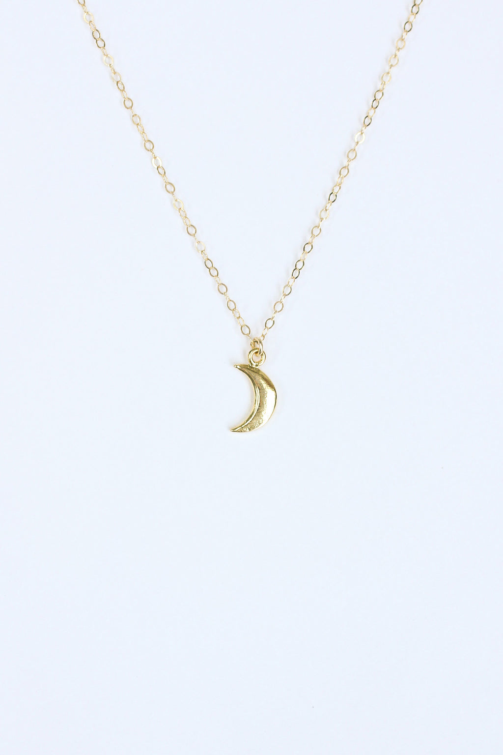 Petite Lunar Necklace - Christine Elizabeth Jewelry - Glamour and Glow  - 2