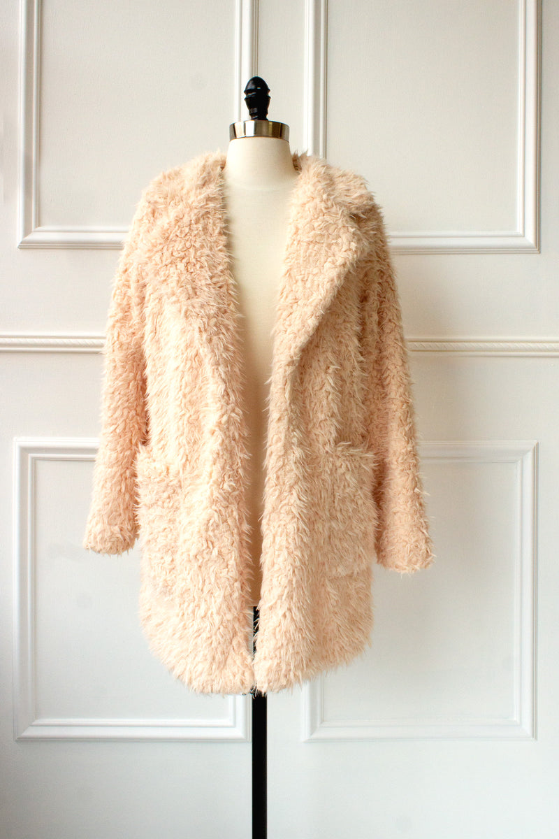 Eve Jacket - blush