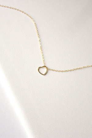 Heartstrings Necklace - Christine Elizabeth Jewelry