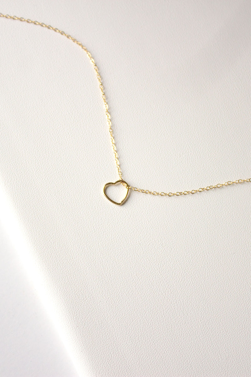 Heartstrings Necklace - Christine Elizabeth Jewelry™