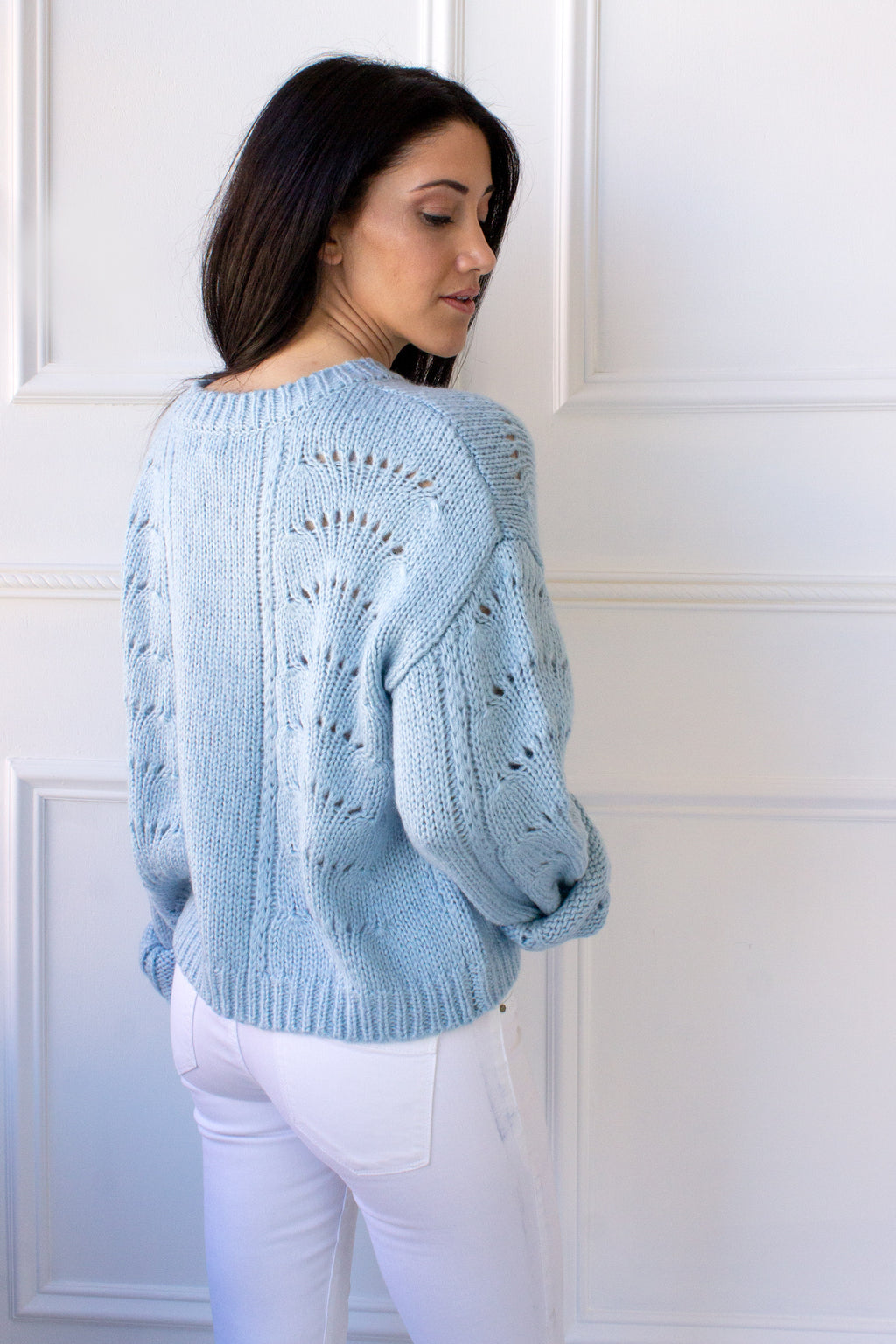 Persephone Sweater - blue