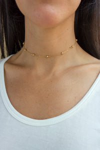 Zurich Choker Necklace - Christine Elizabeth Jewelry
