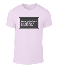 Load image into Gallery viewer, Some Might Say - Oasis - Lyric T-Shirt