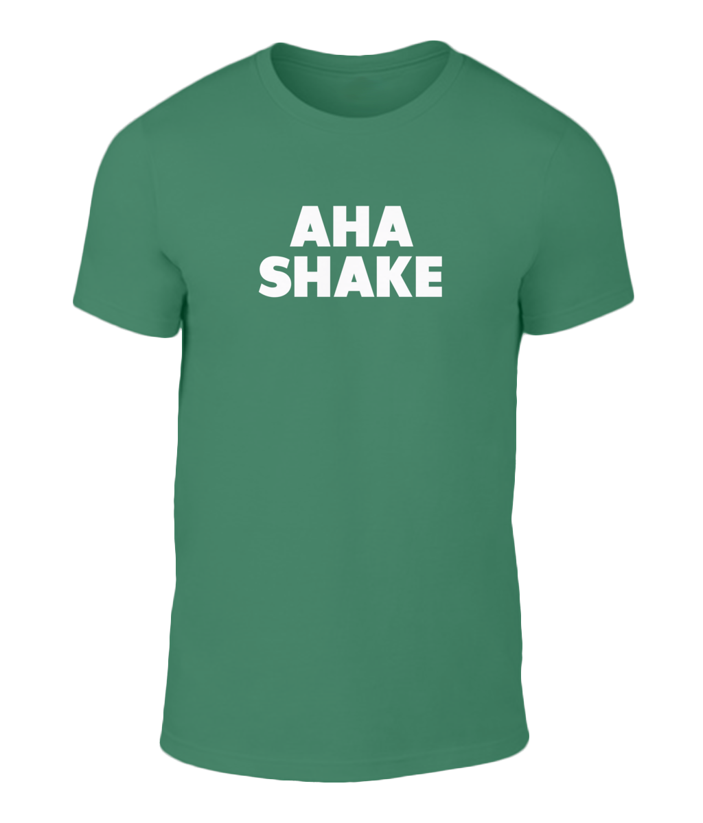 Aha Shake - Kings of Leon - Lyric T-Shirt