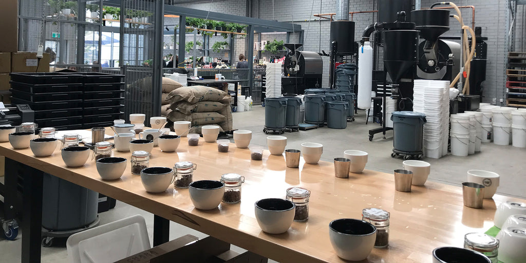 Coffee Appreciation & Roastery Tour