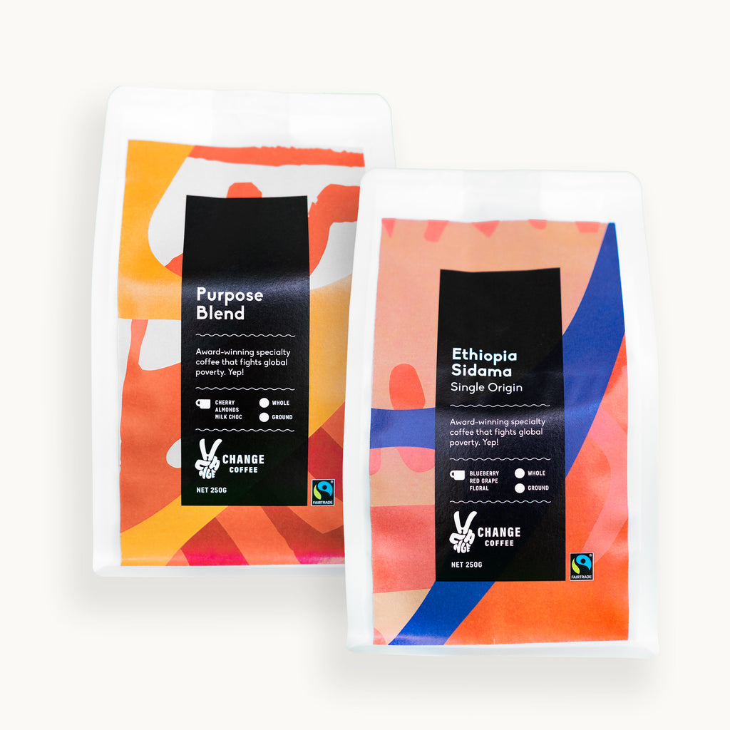 Espresso Duo - Change Coffee