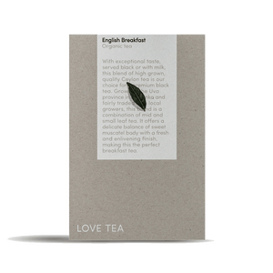English Breakfast Tea - Change Coffee