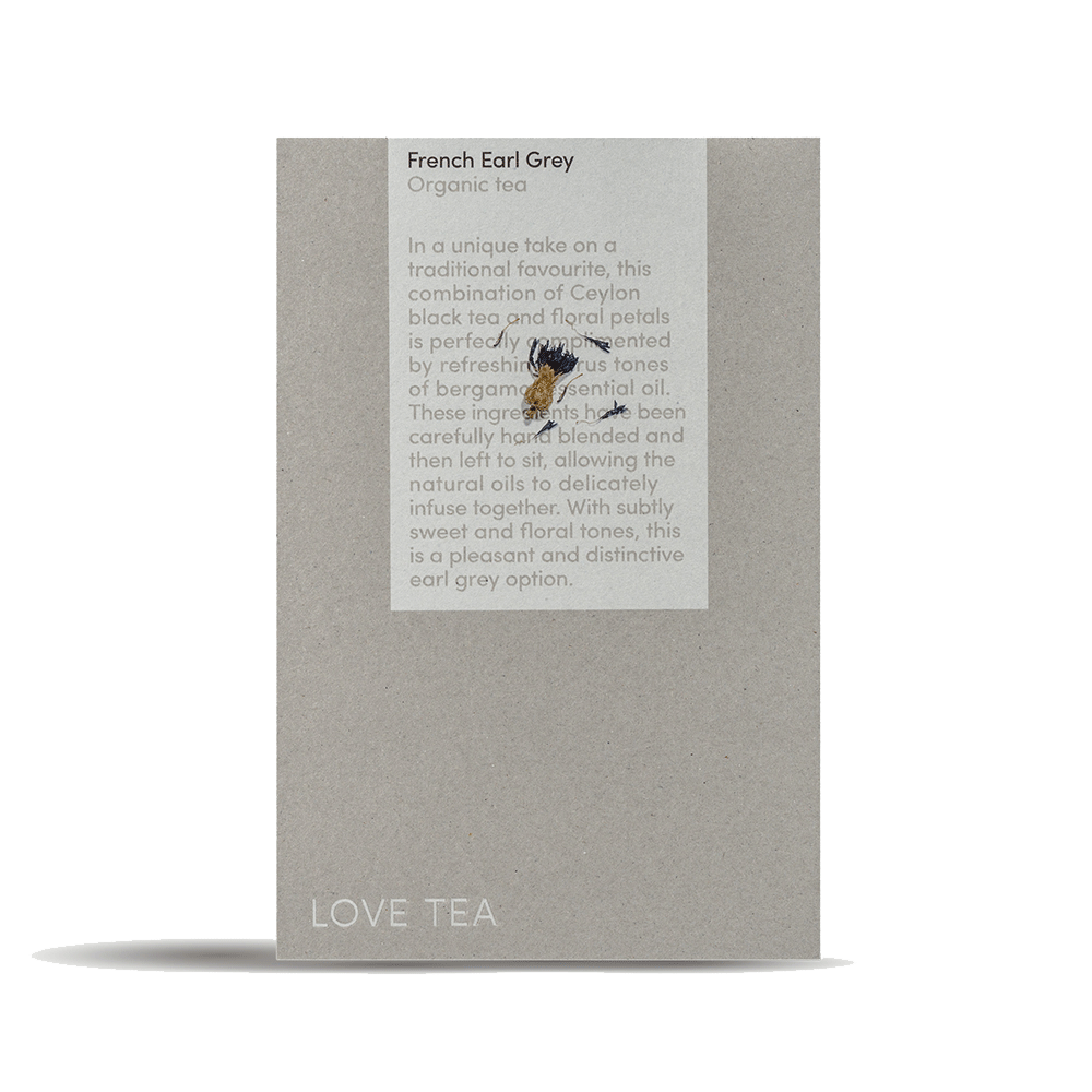 French Earl Grey Tea - Change Coffee