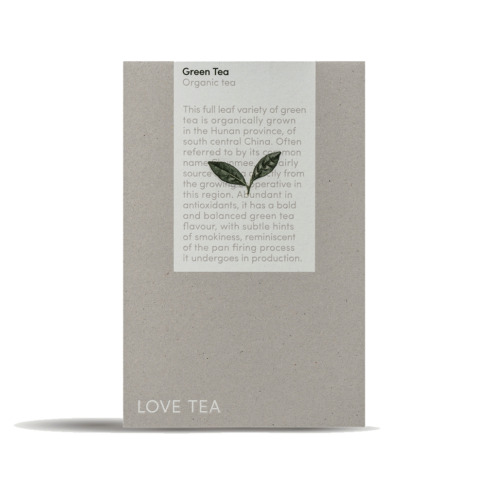 Green Tea - Change Coffee