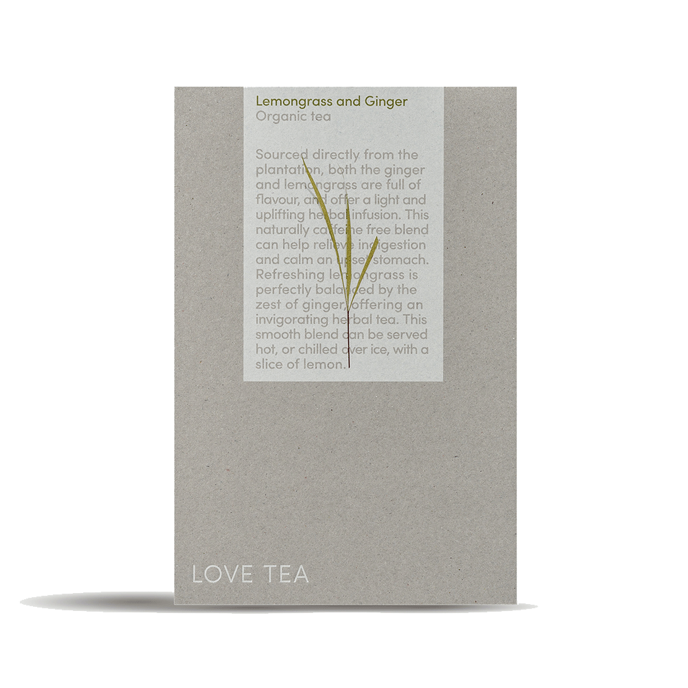 Lemongrass & Ginger Tea - Change Coffee