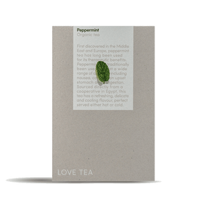 Peppermint Tea - Change Coffee