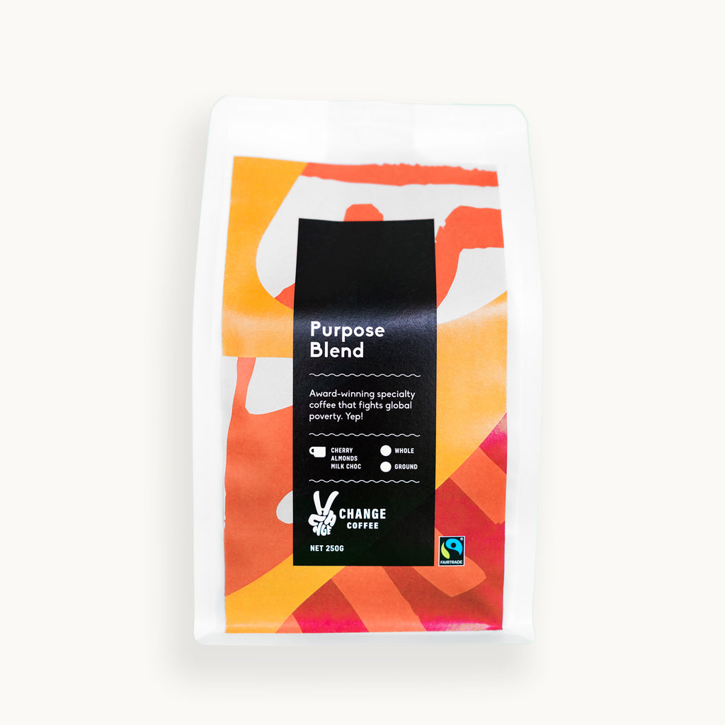 Purpose Blend - Change Coffee