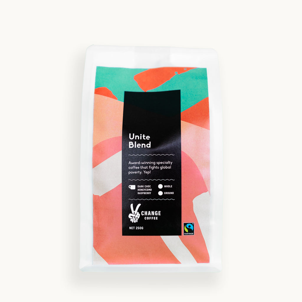 Unite Blend - Change Coffee