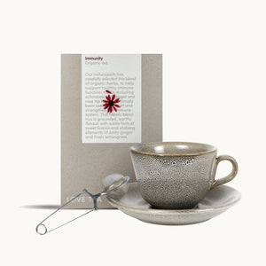 Immunity Tea + Cup + Infuser - Change Coffee