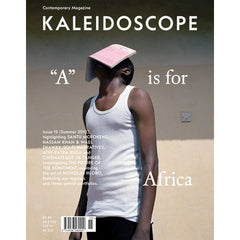 """A"" is for Africa - Kaleidoscope"