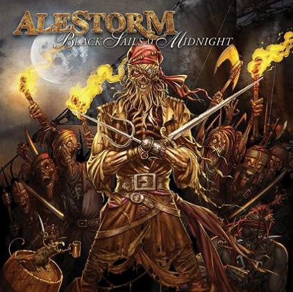 Alestorm - Black Sails At Midnight