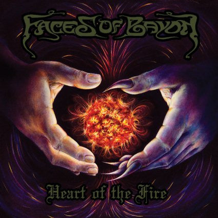 Faces Of Bayon - Heart Of The Fire