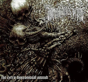 Lightning Swords Of Death - The Extra Dimensional Wound