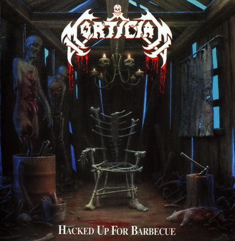 Mortician - Hacked Up For Barbeque/Zombie Apocalypse