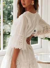 Cotton Lace White Dreamer Sweet Dress