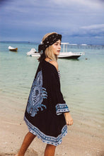 Beach holiday cover Up Cardigan
