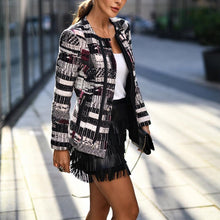 Fashion Casual Printed Cardigans