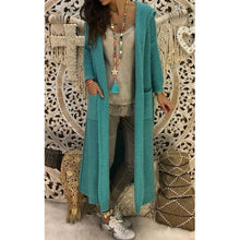 Casual Solid Color Cardigan
